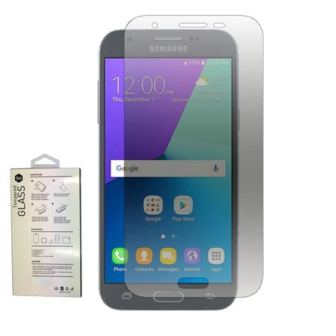 Tempered Glass Samsung J3 for samsung galaxy j3 emerge 2017 j327p tempered glass ebay