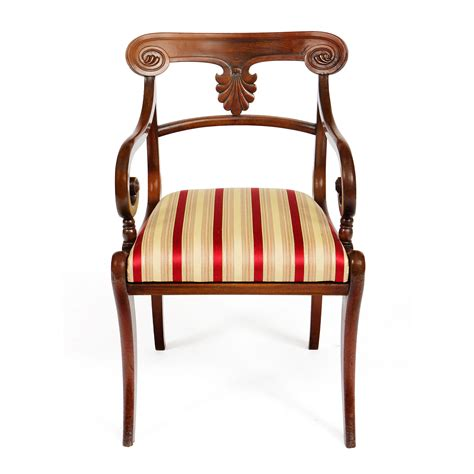 Dining Chairs Nyc 2608 Set Of Twenty Early 19th Century Regency Mahogany Dining Chairs O Sullivan Antiques Nyc