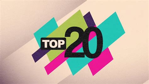 best 20 song top 20 countdown on updated