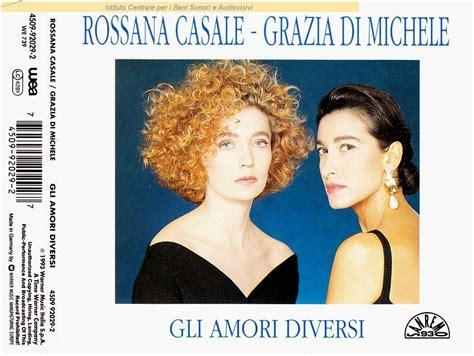amori diversi discografia nazionale della canzone italiana
