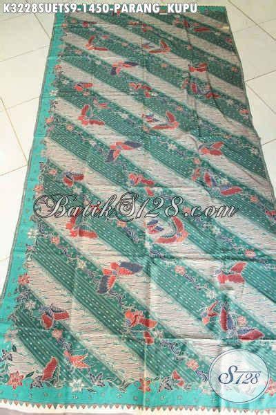 Parang Kupu produk kain batik premium bahan motif parang kupu