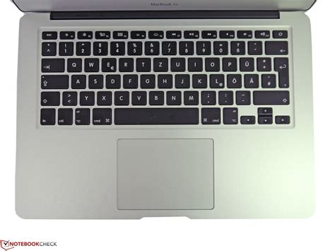 macbook layout test apple macbook air 13 mid 2013 md760d a subnotebook