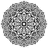 mandala pattern font celtic font stock vector illustration of pattern sign
