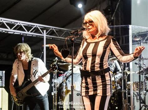 Testo Blondie by Blondie Ufficiale News Rockol