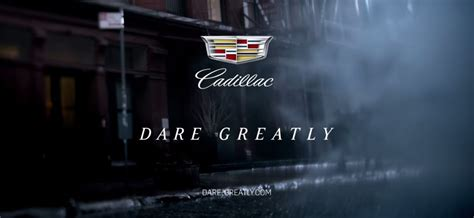 cadillac dare to be different comercial lincoln and cadillac have put american automakers back in