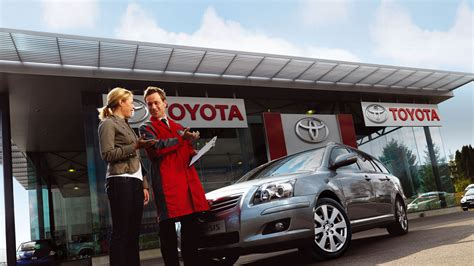 Services Toyota Toyota Service Og Originale Toyota Reservedele