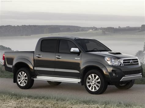 Toyota Up Truck Toyota Hilux Truck Review 2012 And Pictures