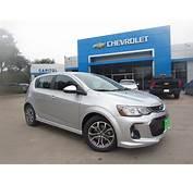 New 2018 Chevrolet Sonic LT Hatchback In Austin 180950