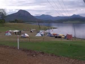 Cool Bunkbeds accommodation lake moogerah caravan park
