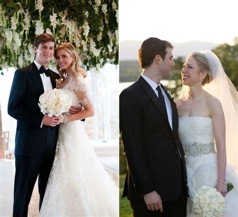 Chelsea Clinton vs. Ivanka Trump: How Do Their Weddings
