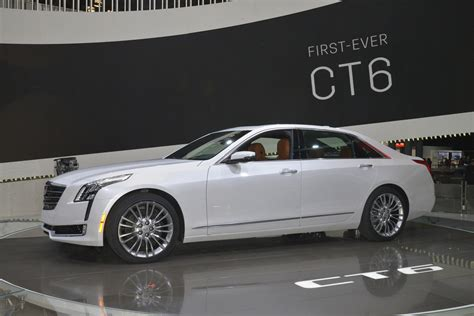 new cadillac size sedan 2018 cadillac ct6 pictures release date price changes
