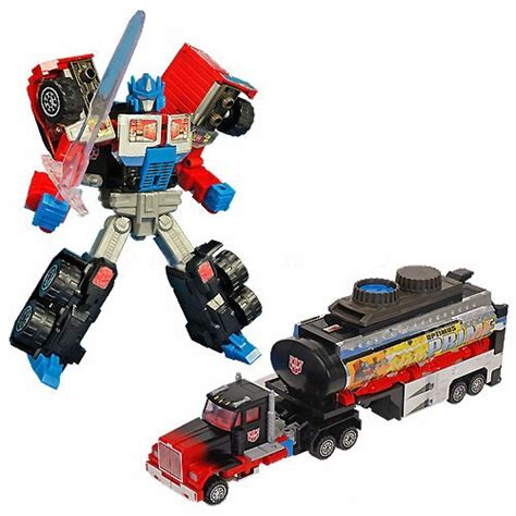 Jun Toys Rc Transformers Optimus Prime fansproject seaspray powerglide g2 prime trailer page