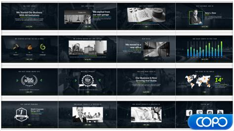 timeline after effects template company timeline corporate after effects templates f5
