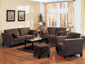 Living Room With Brown Sofa Brown Sofa Living Room Furniture Ideas Home Design And Ideas