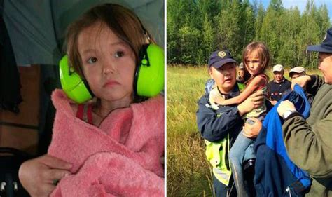 Survives Three In by Three Year Saved From Being Stranded In Siberian