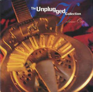 unplugged collection volume  cd compilation discogs