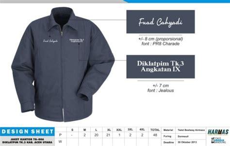 desain jaket model jas pesan jas jaket konveksi seragam kantor pakaian kerja
