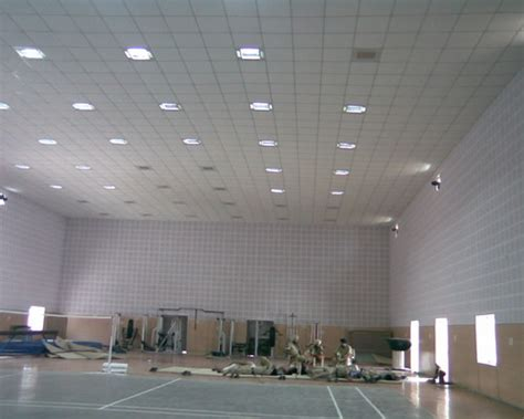 Grid False Ceiling Materials Grid False Ceiling In Rohtak Haryana India Aakash