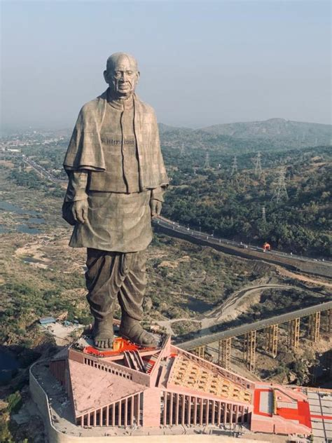 interesting facts  sardar patels statue  unity