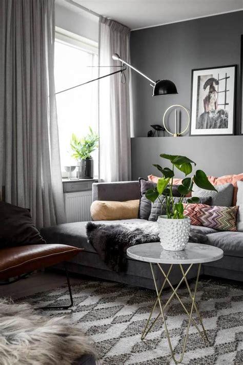 decorar en tonos grises