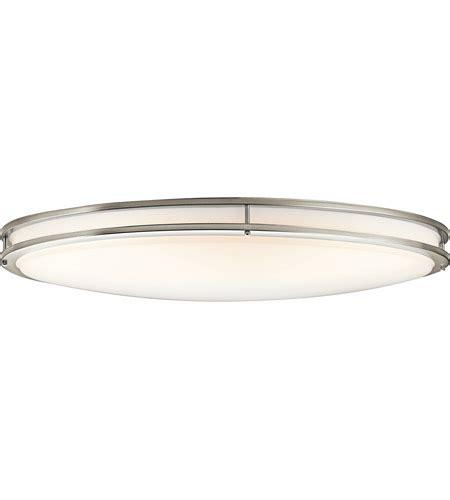 avon flush mount bathroom ceiling light kichler 10789niled avon led 18 inch brushed nickel flush mount ceiling light
