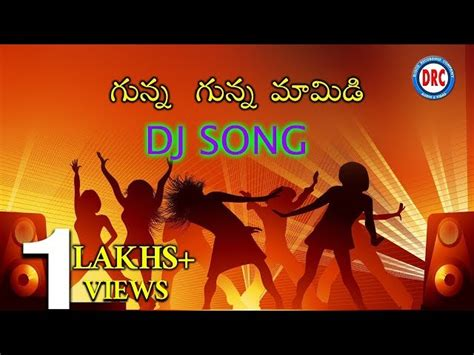 download mp3 dj dance song gunna gunna mamidi folk dj song telangana folk dj songs