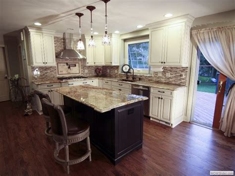 pictures of off white kitchen cabinets kitchens with off white cabinets home furniture design