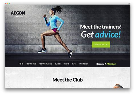 theme avada gym 20 best wordpress fitness themes 2017 for gym and fitness