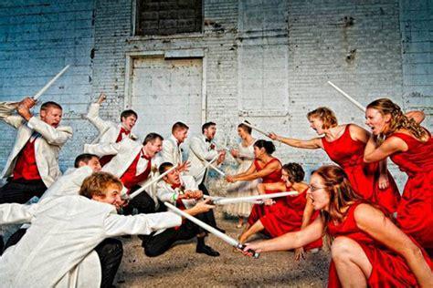 Awesome Wedding Photos by Wedding Photography Done Right Strange Beaver