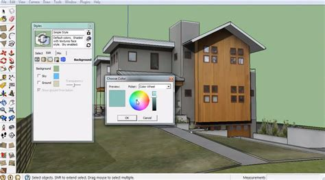 tutorial maxwell render sketchup how to export images from the google sketchup to render an