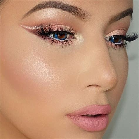Blush On Pearlescent Pink N Usa 1000 images about make up completa on smoky
