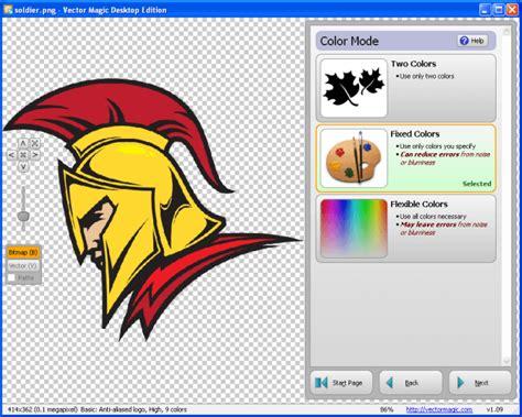 Tutorial Vector Magic | tutorial vectorize artwork logos vector magic