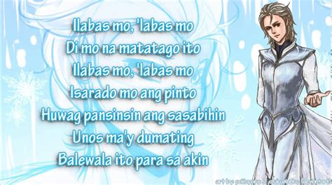 where does st go let it go tagalog version male cover ilabas mo w
