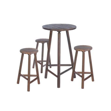 wholesale outdoor bar stools wholesale fir wood bar table and stools set patio sets