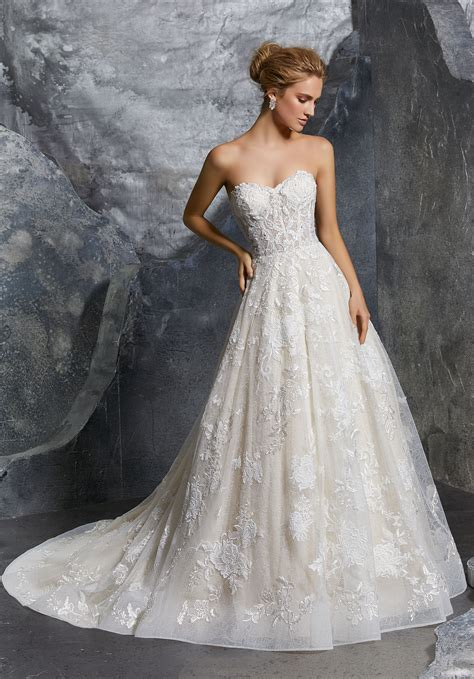 Wedding Dress by Katerina Wedding Dress Style 8220 Morilee