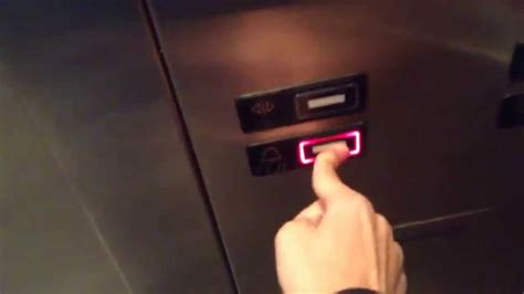 Ring The Alarm Is Brangelina In Danger by Ringing A Montgomery Kone Elevator Alarm