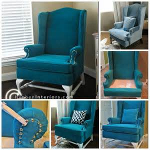 diy painted upholstery