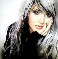 youthful hairstyles for gray hair 1000 images about grey hair color favorites on pinterest