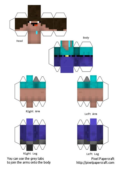 No Papercraft - hola soy steve y anthonycraft en papercraft taringa