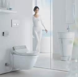 Home Made Bidet Heated Toilet Seat Bidet Combo By Philippe Starck New