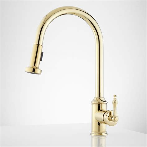 gold kitchen faucets kitchen faucet wall mount kitchen faucet with sprayer in gold color option plus granite