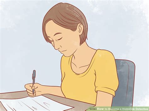 Can You Become A Detective With A Criminal Record 3 Ways To Become A Homicide Detective Wikihow
