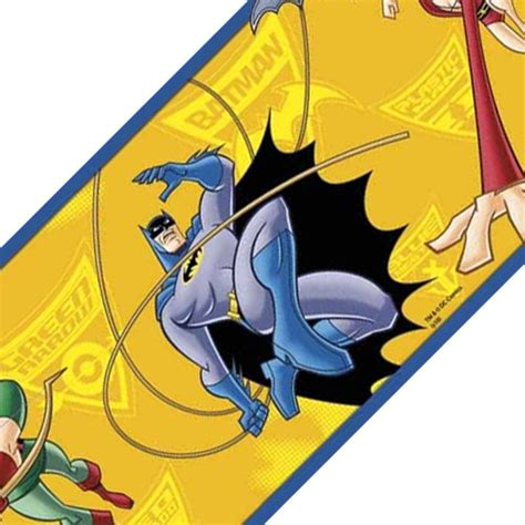 lego batman wallpaper border batman brave bold wall border dc comics decor accent roll