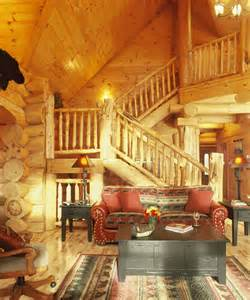 highlands log structures log homes interior gallery