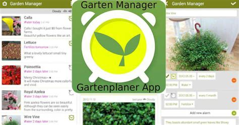 Gartenplaner Freeware
