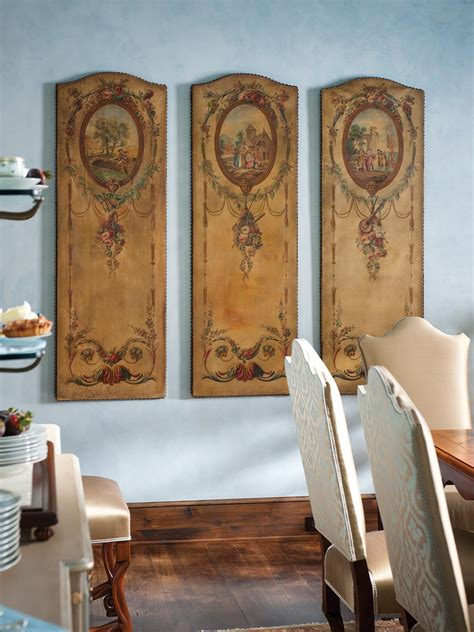 Italian Dining Room Wall Decor Photos Hgtv