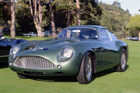 aston martin db4 zagato 1961 aston martin db4 gt zagato conceptcarz com