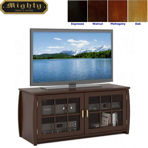 Tv Media Cabinets With Doors 48 Inch Espresso Television Tv Media Cabinet With Doors Taiwan