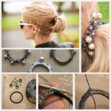 diy accessories top 10 easy beautiful diy hair accessories top inspired