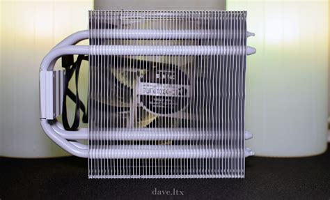 Id Cooling Se 214l W Cpu Cooler White Led id cooling se 214l snow edition cpu heatsink review